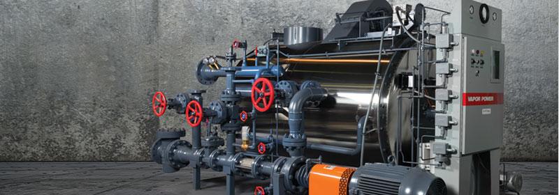 Vapor Power | Manufactures Boilers, Packaged Steam Generators ...
